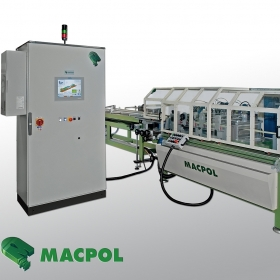 Pleater Machine - Macpol Srl
